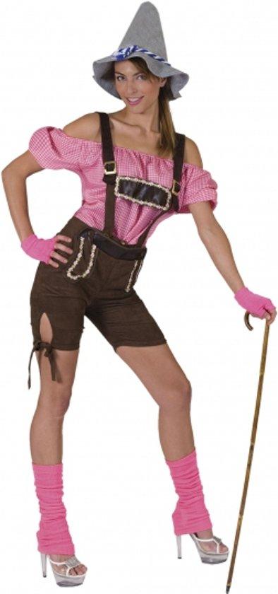 Oktoberfest Sexy tiroler kleding voor dames 44-46 (2xl/3xl)