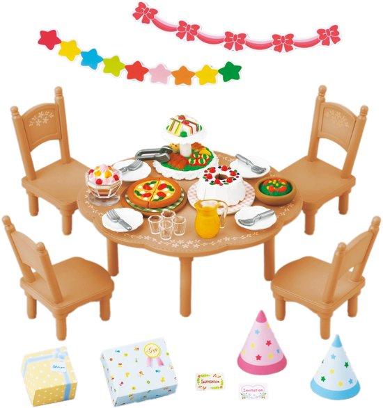 Sylvanian Families Party Set 2932