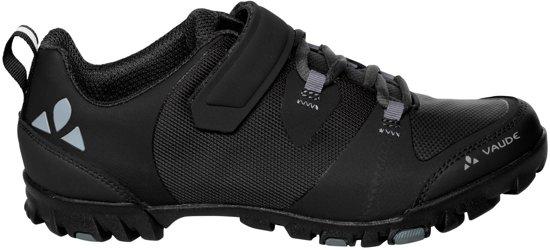 Chaussures Noires Vaude Tvl Pour L'été Avec Des Hommes De Fermeture Velcro SBlLAu