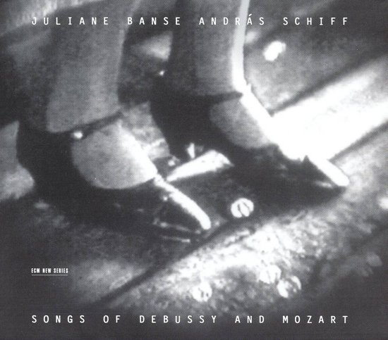 Songs Of Debussy & Mozart
