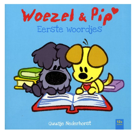 Woezel & Pip - Eerste woordjes - Guusje Nederhorst