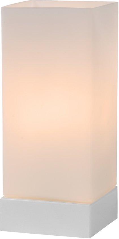 Lucide COLOUR-TOUCH - Tafellamp - E14 - Opaal
