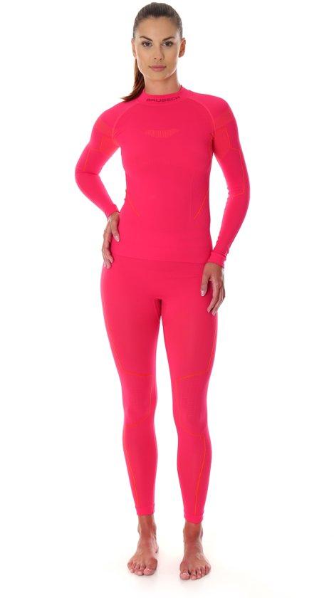Dames Thermo Set - Thermokleding - met Nilit® Innergy-Raspberry-L