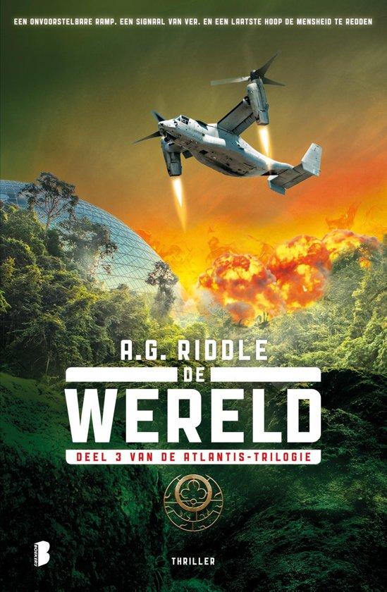 De wereld - A.G. Riddle