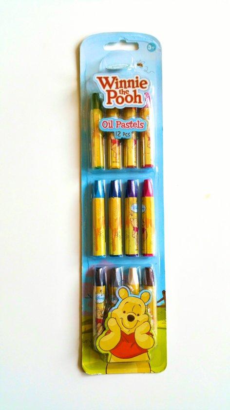 Winnie the Pooh Pastel krijt