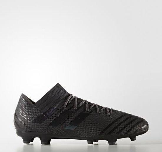 the latest 10e33 f5388 Adidas Nemeziz 17.3 FG Voetbalschoenen - Heren - CBlack - Maat 11 1 2 (