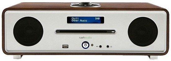 Ruark Audio R4 MK3 - DAB+ Radio - CD speler - Bluetooth - Walnoot