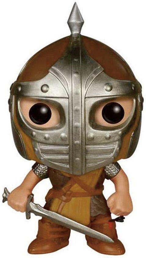 Figurines SKYRIM - Bobble Head POP N� 60 - Whiterun Guard (LIMITED) kopen