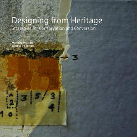 Bolcom Designing From Heritage 9789461868022 Marieke Kuipers