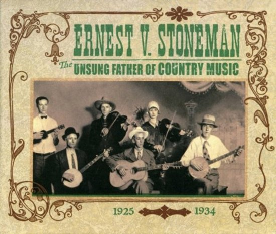 Unsung Father Of  Country Music 1925-34