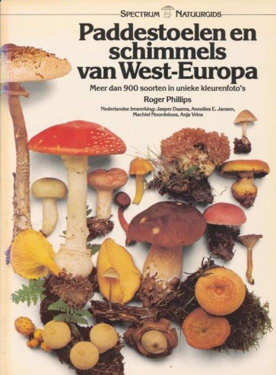 bol com   Paddestoelen en schimmels van West Europa, Roger Phillips   9789027477071   Boeken