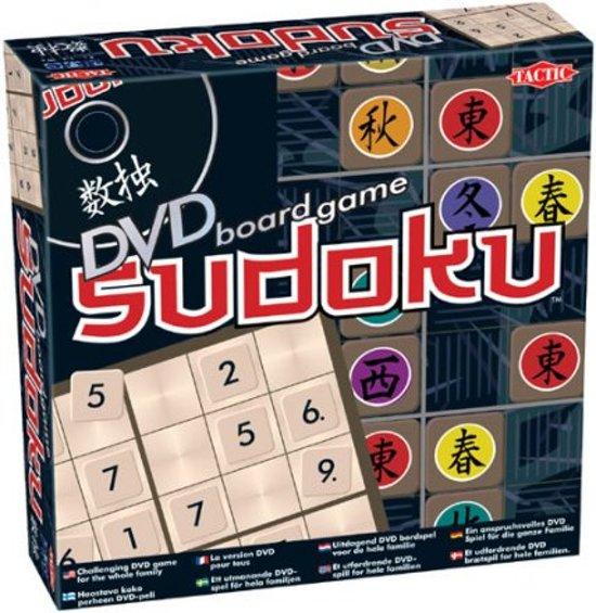 Afbeelding van het spel Sudoku Board Game DVD