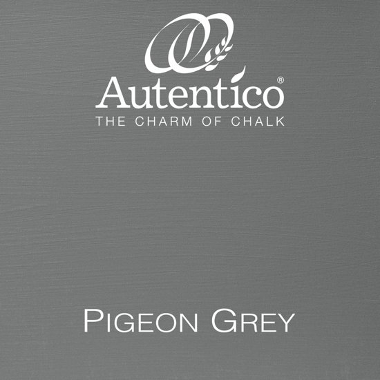Autentico Vintage 1 L Pigeon Grey INCLUSIEF 370 ml Soft Wax