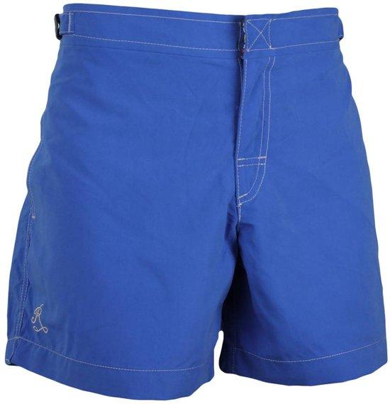 Ramatuelle Zwembroek Heren - Ibiza  Kobaltblauw - Fitted - Maat M