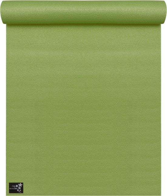 Yogamat plus kiwi Fitnessmat YOGISTAR