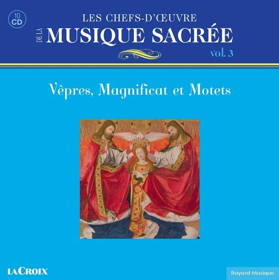Vepres Magnificat & Motets