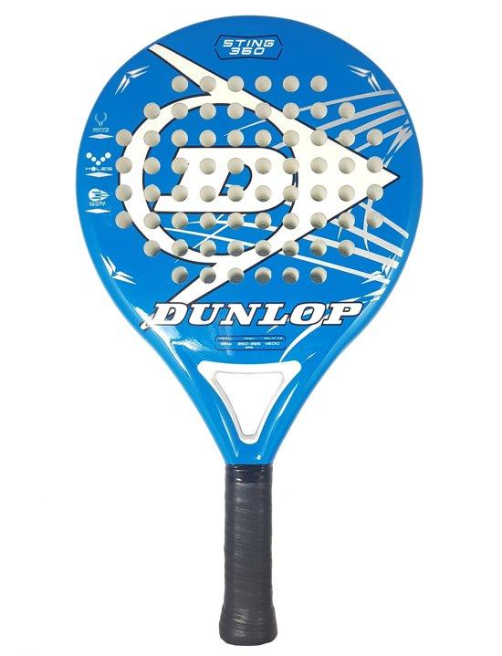 Dunlop STING 360 - Blauw/Wit - Padelracket