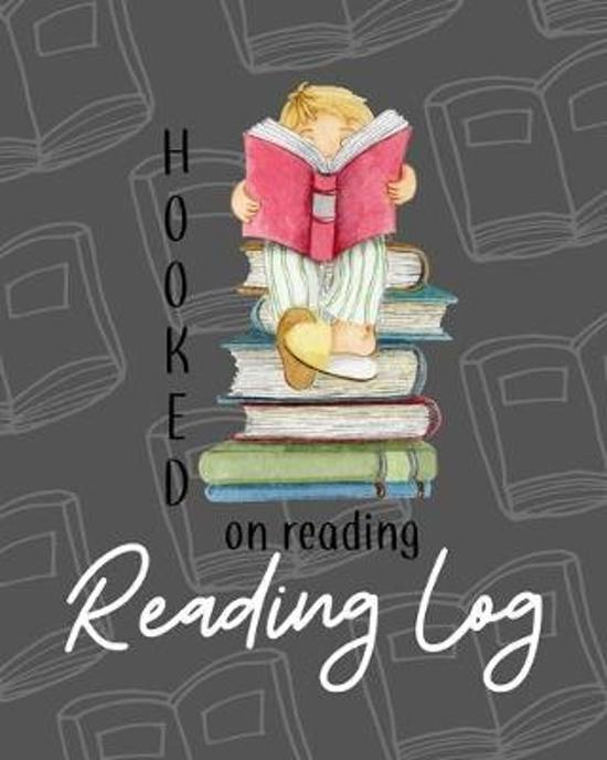 Reading Log: Gift for Book Lovers to Keep Track of Books Read with Space to Summarize and Rate Books