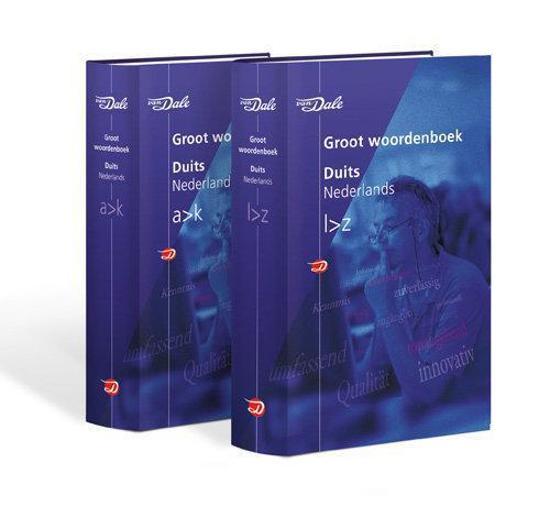 woordenboek duits nederlands van dale
