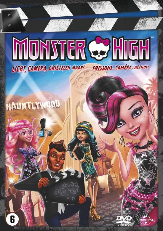 Monster High: Licht, Camera, Griezelen Maar!
