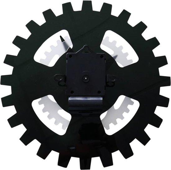 NeXtime Moving Gears Wandklok à 39 cm