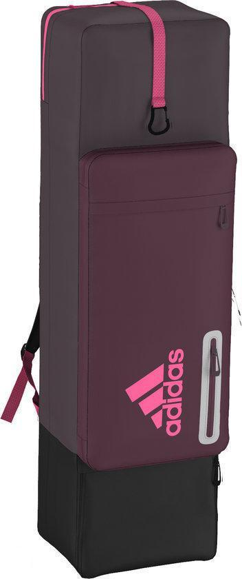 614cbc2fa36 bol.com | adidas HY Kit Bag - Sticktas - Volwassenen - Rood