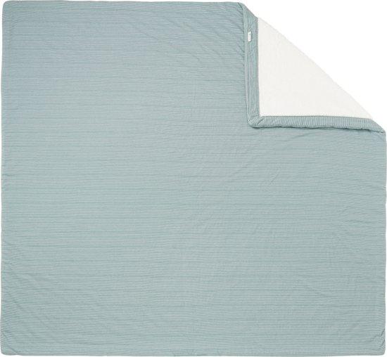 Noppies Deken Noto 120x120 cm - Dark Green - Maat 120x120 cm