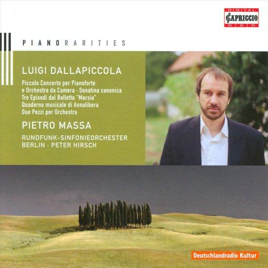 Dallipiccola: Compositions For Piano