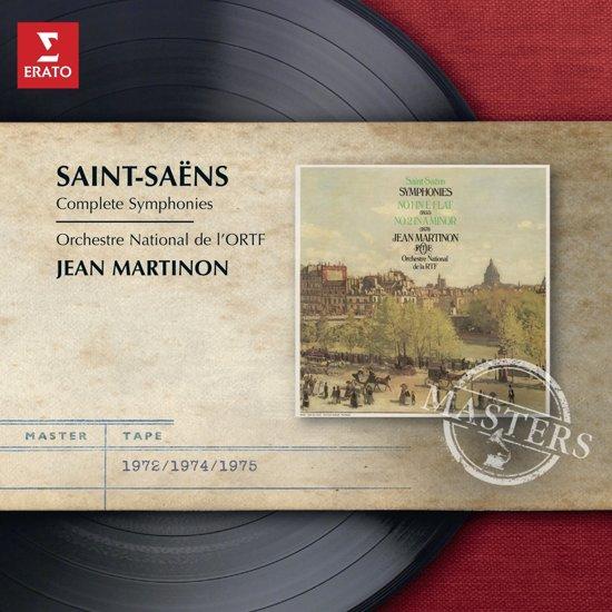 Saint-Saens: Complete Symphoni
