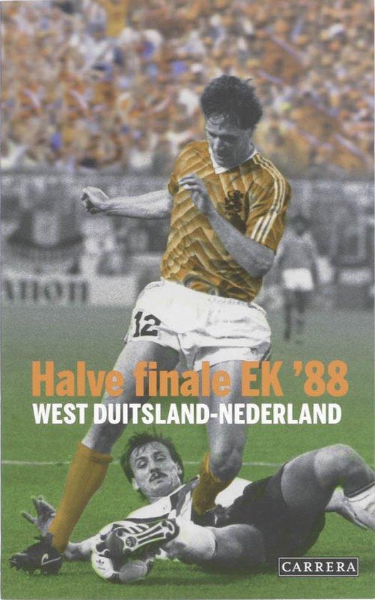 Boek cover Halve Finale Ek 1988 van Arthur van den Boogaard (Paperback)