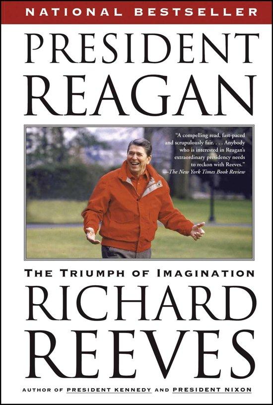 Bol President Reagan Ebook Richard Reeves 9780743282307