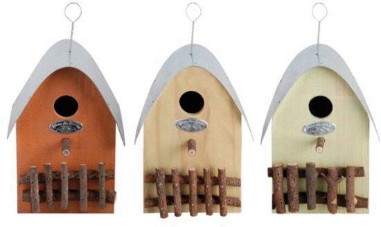 Esschert Design Vogelhuisje