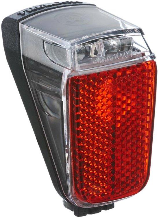 bol.com | Trelock LS 633 DUO TOP dynamo verlichting zwart