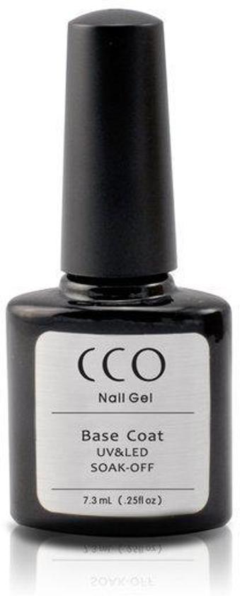 CCO Shellac-Basecoat-Gelnagellak