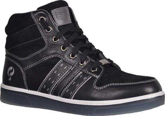 Veiligheidsschoen Quick Olympic sneaker Black S3 - maat 45