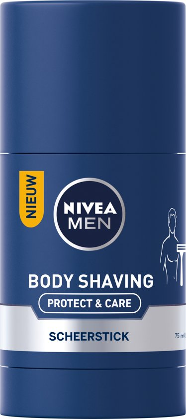 NIVEA MEN Body Shaving Protect & Care Scheerstick