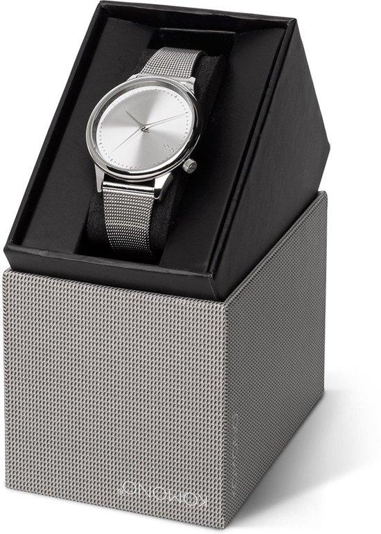 Komono Estelle Royale Silver Horloge
