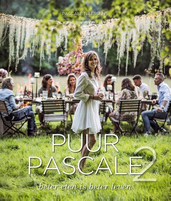 Boek cover Puur Pascale 2 van Pascale Naessens (Hardcover)