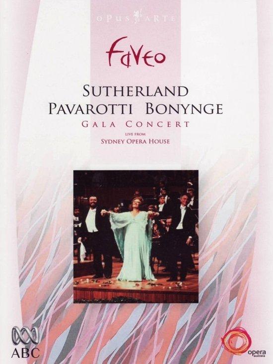 Sutherland Pavarotti Gala Concert