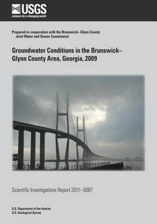 Groundwater Conditions in the Brunswick? Glynn County Area, Georgia, 2009