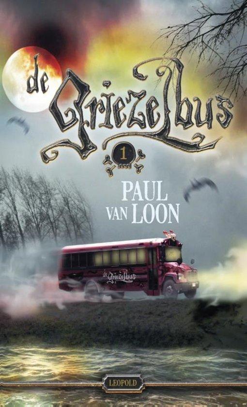 Boek cover De griezelbus 1 van Paul van Loon (Onbekend)