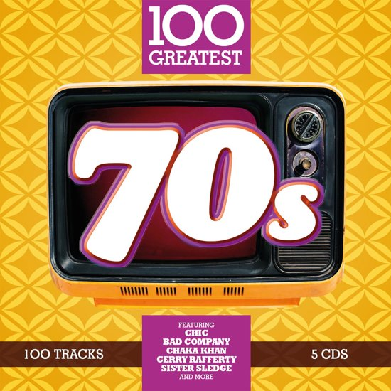 100 Greatest 70s