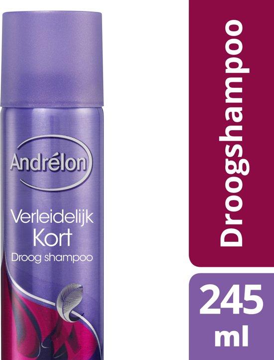 Andrélon Verleidelijk Kort Droogshampoo - 245 ml