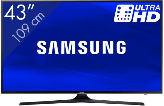 Samsung UE43KU6000 - 4K tv