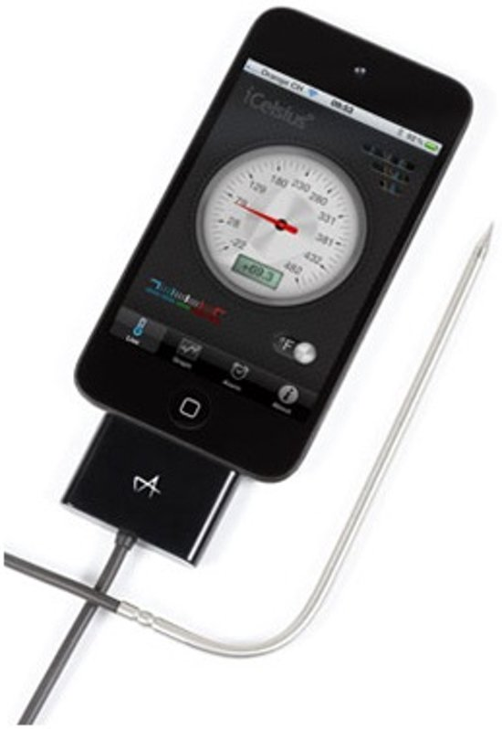 iCelcius BBQ Thermometer