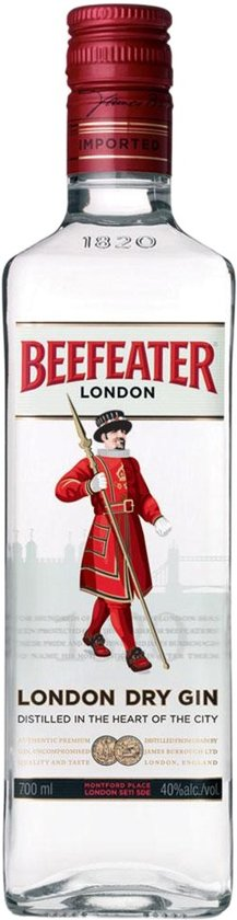 Beefeater London Dry - 1 x 1 L