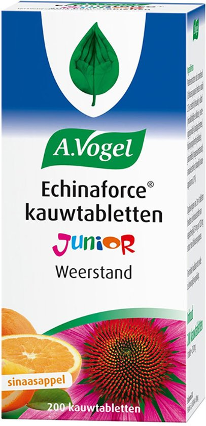 A.Vogel Echinaforce junior kauwtabletten - 200 Tabletten
