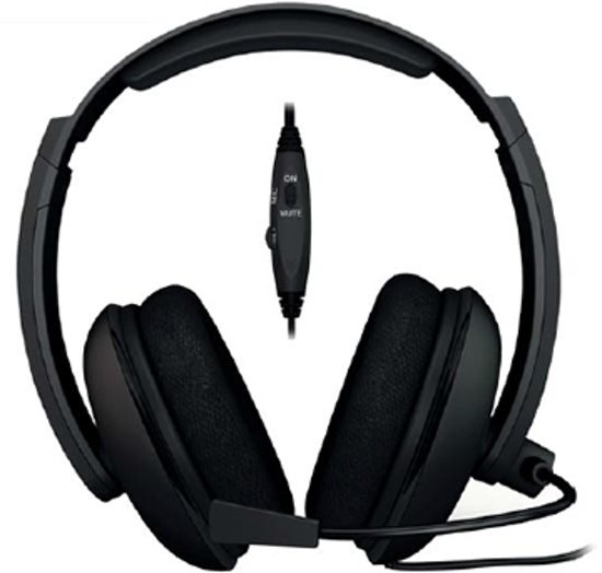 Turtle Beach Ear Force Z11 Wired Stereo Gaming Headset - Zwart (PC + Mac)