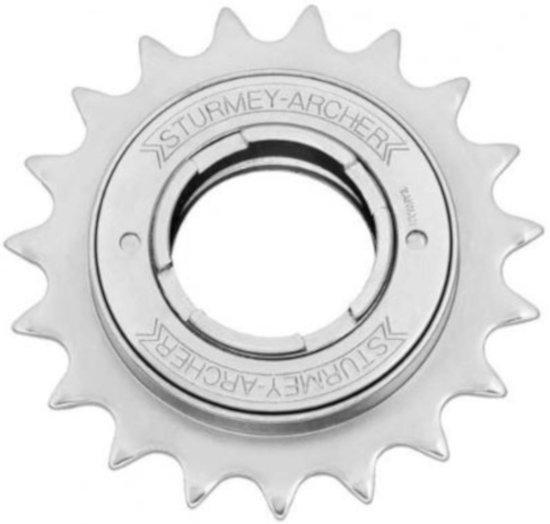 Sturmey Archer Freewheel 18t 1/2 X 1/8 Inch