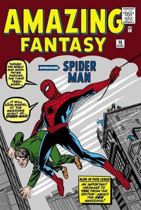 Amazing Spider-man Omnibus Vol. 1, The (new Printing) - Stan Lee